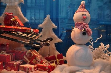 Подарок к Новому году. Фото: Николай Богатырёв