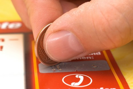 Лотерейные билеты. Фото: Shutterstock*