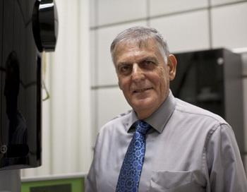 Нобелевский лауреат по химии Дан Шехтман. Фото: Uriel Sinai/Getty Images