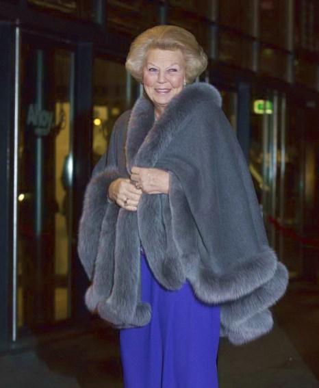 Принцесса Беатрикс на праздновании её дня рождения 1 февраля 2014 года в Нидерландах. Фото: Robin Utrecht-Pool/Getty Images
