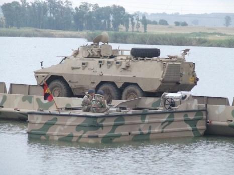 Боевая машина армии ЮАР Ratel. Фото: Shutterstock*