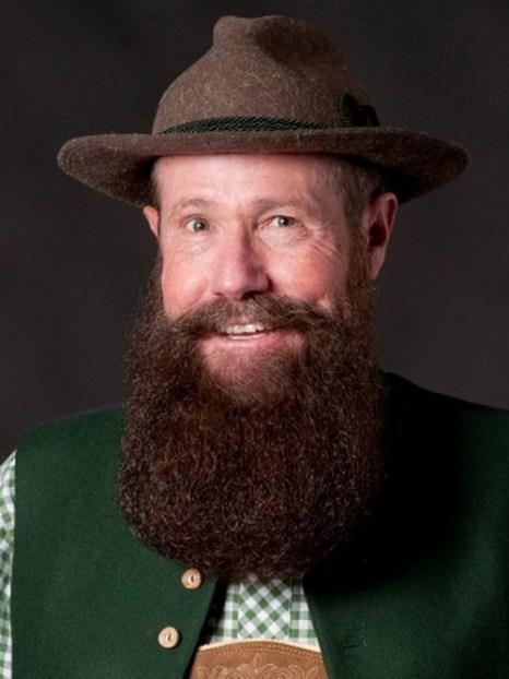 Основатель американской команды бородачей Фил Ольсен. Фото: Court Leve