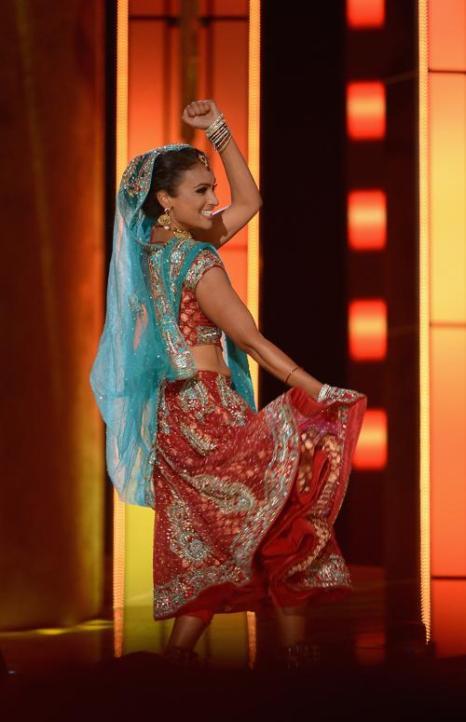 Главный конкурс красоты США 16 сентября 2013 года определил обладательницу титула «Мисс Америка 2014». Фото: Michael Loccisano/Getty Images