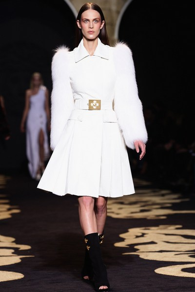 Осень-зима 2011: коллекция Versace , 24 февраля 2011, Милан, Италия. Фото: Vittorio Zunino Celotto/Getty Images