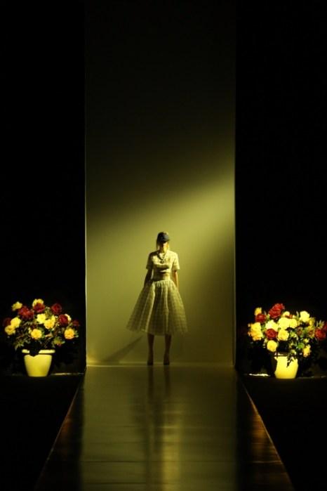 Bohema Весна/Лето 2013 на Mercedes-Benz Fashion Week в России.  Фоторепортаж.  Фото: Victor Boyko/Getty Images