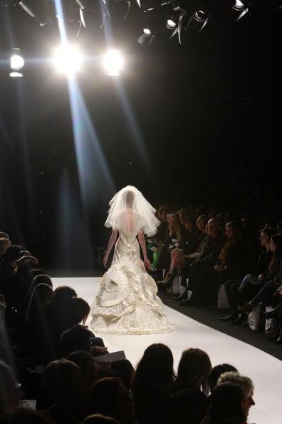Шоу свадебных нарядов в Новой Зеландии. Фоторепортаж. Фото: Sandra Mu/Getty Images