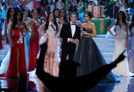 «Мисс Вселенная-2012» – праздник красоты в Лас-Вегасе. Фоторепортаж. Часть 1. Фото: David Becker/Getty Images