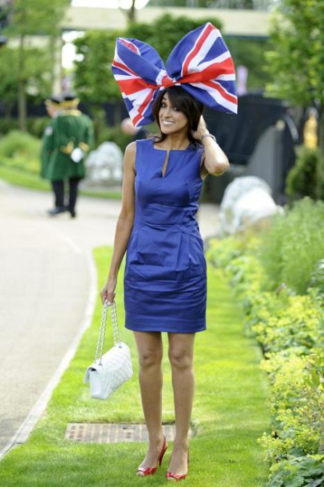 Наряды дам на дерби Royal Asco-2012 в Англии.  Фоторепортаж. Фото: Ben Pruchnie/Getty Images