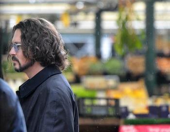 Джонни Депп записал саундтрек для нового фильма. Фото; ANDREA PATTARO/AFP/Getty Images