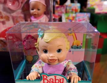 Если игрушек слишком много. Фото: Oli Scarff/Getty Images