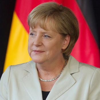 Канцлер Германии Ангела Меркель. Фото РИА Новости