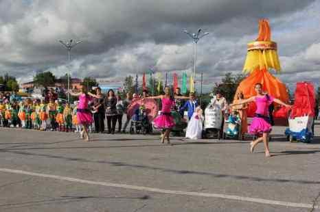 Начало карнавала. Фоторепортаж. Фото: Николай Ошкай/Великая Эпоха (The Epoch Times)