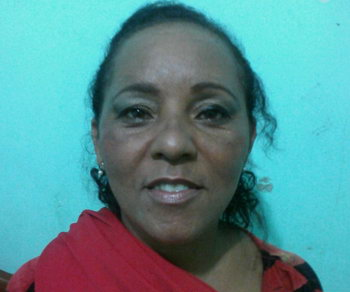 Маджид дас Невес Кампос, 42 года, домохозяйка. Фото: Великая Эпоха (The Epoch Times)