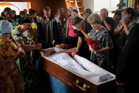Жители Крымска начнут получать компенсации с 1 августа. Фото: MIKHAIL MORDASOV/AFP/GettyImages