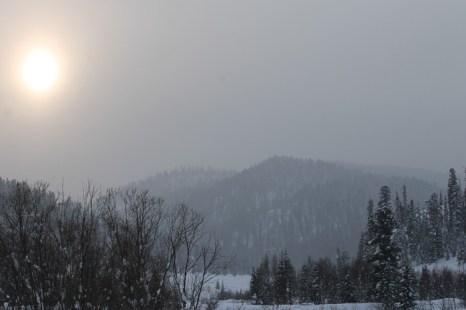 Мороз и солнце. Фото: Максим  Кочетков/Великая Эпоха (The Epoch Times)
