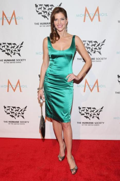 Знаменитости на благотворительном показе мод в Нью-Йорке. Фоторепортаж. Фото: Neilson Barnard / Getty Images
