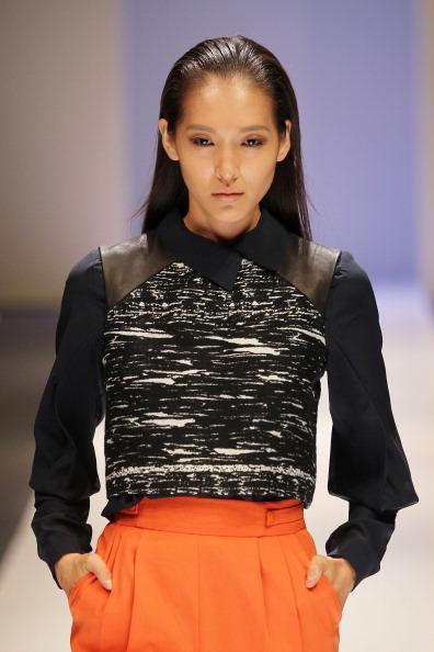 Фоторепортаж. Показ коллекции дизайнера Audrey Lim на фестивале Audi Fashion Festival. Фото: Chris McGrath/Getty Images Entertainment
