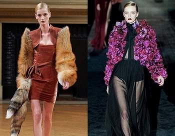 Экстравагантный наряд: платье плюс накидка. Фото: .alva-media.ru