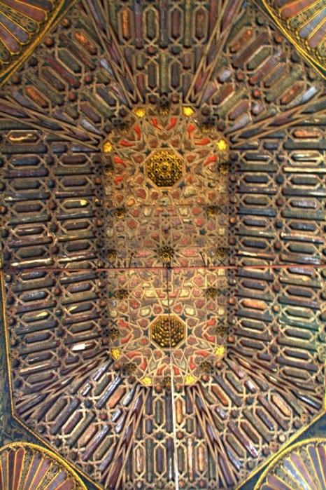 Потолок собора Се в Фуншале. Мадейра. Фото: Сима Петрова/Великая Эпоха (The Epoch Times)