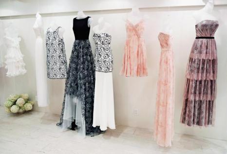В рамках Недели моды Mercedes-Benz весна-2014 состоялась презентация новой весенней коллекции дизайнера Эрин Фезерстон 3 сентября 2013 года в Нью-Йорке, США. Фото: Cindy Ord/Getty Images