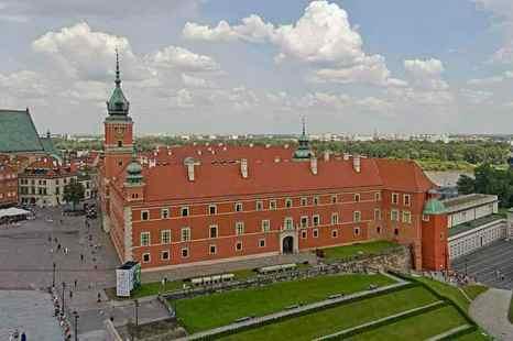 Королевский дворец. Фото: A.Savin/wikimedia.org