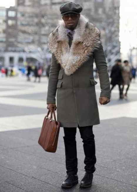 Рашим Уилкинс во время нью-йоркской недели моды 6 февраля 2014 года. Фото: Самира Буау/Великая Эпоха (The Epoch Times) во время нью-йоркской недели моды 6 февраля 2014 года. Фото: Самира Буау/Великая Эпоха (The Epoch Times)