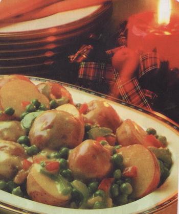 Блюда из бобовых. Фото из книги