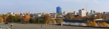 Челябнск осенью. Фото с сайта wikimedia.org