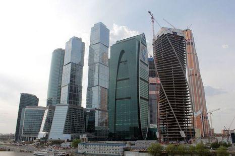 Комплекс ««Москва-сити». Фото с сайта ru.wikipedia.org