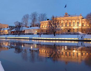 Город Турку. Фото с сайта turkutouring.fi