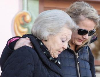 Состояние сына королевы Беатрикс продолжает оставаться тяжелым. Фото: Pierre Teyssot/AFP/Getty Images