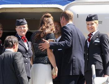Небесная мода: во что одевают стюардесс. Фото: Getty Images