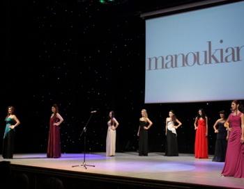 Конкурс «Мисс Gaudeamus России 2012». Фото: gaude.ru