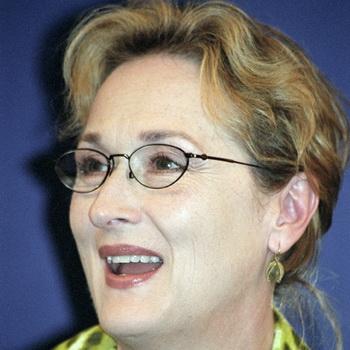 Американская актриса Мерил Стрип. Фото РИА Новости