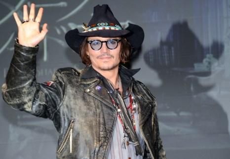 Джонни Депп. Фото: TOSHIFUMI KITAMURA/Getty Images