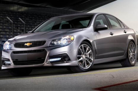 Chevrolet SS 2014. Фото: NetCarShow.com