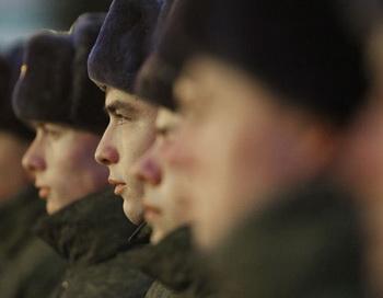 Солдаты. Фото РИА Новости