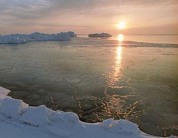 Рассвет. Фото из архива РИА Новости