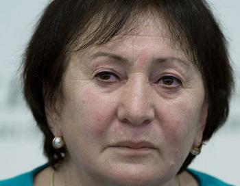 Алла Джиоева. Фото РИА Новости