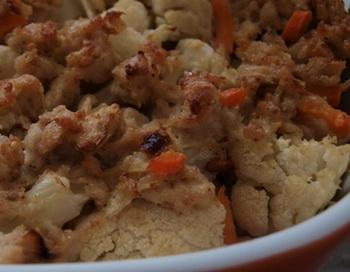 Худеем, не голодая. Мясная запеканка с цветной капустой. Фото: Хава ТОР/Великая Эпоха