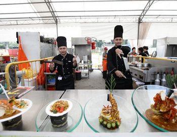 Всемирный конгресс уличной еды в Сингапуре. Фото: Suhaimi Abdullah/Getty Images