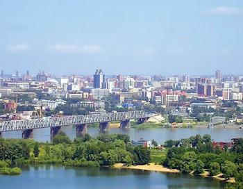 Новосибирск. Фото с сайта www.liveinternet.ru