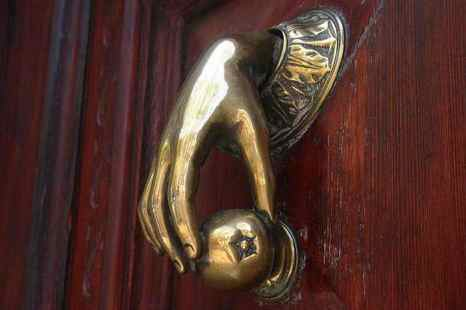 Двери в стиле ретро. Фото: Robin Taylor/flickr.com