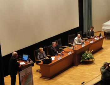 Всероссийская конференция по проблемам свертываемости крови состоялась в Москве. Фото: www.hemostas.ru