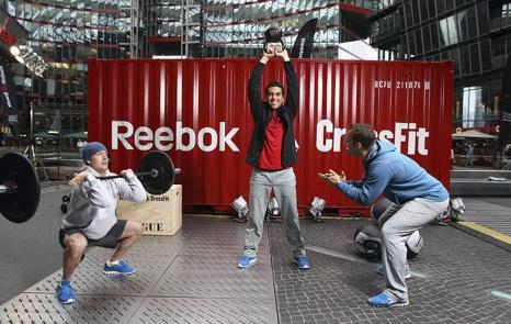 Кроссфит – идеальный фитнес. Фото: Andreas Rentz/Getty Images