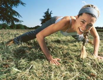 Физические упражнения могут оказаться незаменимыми как превосходное средство поднимающее настроение. Фото: Vision/Krasnig/Getty Images