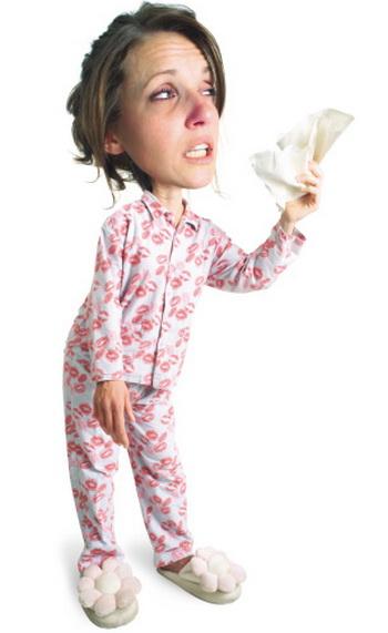 Как бы ни свирепствовали вирусы гриппа, сильный иммунитет не даст им спуску. Фото: Photodisc/Getty Images