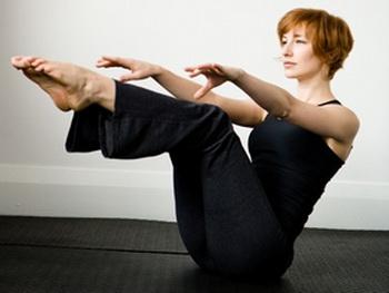 Второе упражнение. Фото: Photos.com