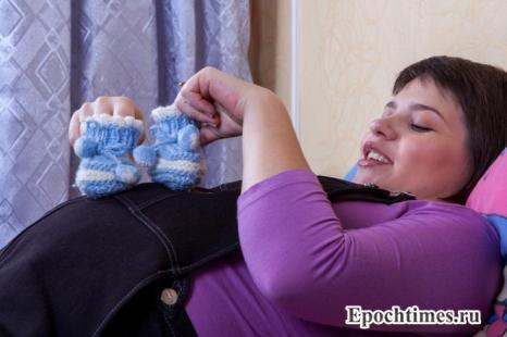 Беременная женщина. Фото: Великая Эпоха (The Epoch Times)