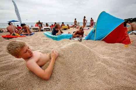 Коста-дель-Маресме. Этот район известен великолепными пляжами. Фото: Cate Gillon/Getty Images